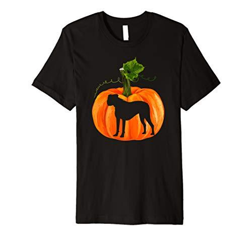 Happy Halloween Boxer Dog T-Shirt Gifts Funny Dog Christmas Premium T-Shirt]()