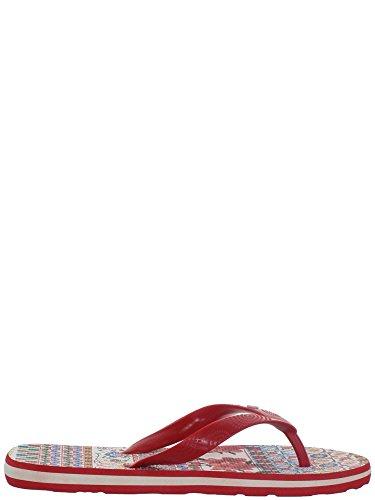 Microrap 18sshf15 Rouge Desigual Tongs Flop Flip AAtq6