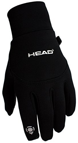 UPC 718976049663, Head Digital Sport Running Gloves with Sensatec Touch Screen Compatible (Black, Large)