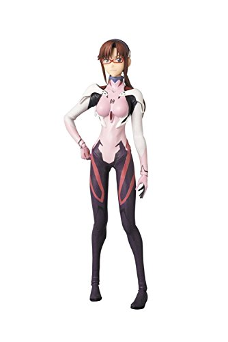 Medicom Evangelion 3.0: Mari Makinami Illustrious Real Heroes Action Figure