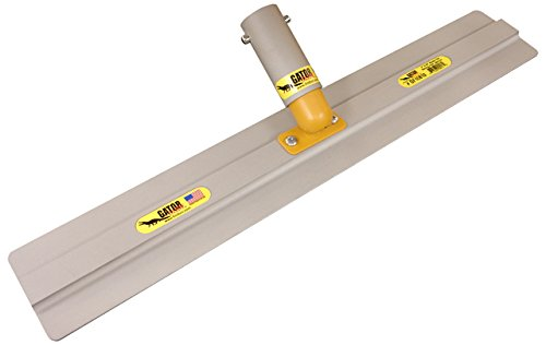 Gator Tool Concrete Walking Float Square End 48'' (w/Ultra Twist Head)