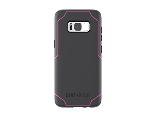 Price comparison product image Griffin Cell Phone Case for SAMSUNG GALAXY S8 - GRAY /PINK