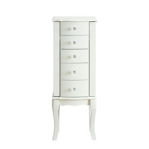 Powell Furniture Jewelry Armoire, - Domain Furniture