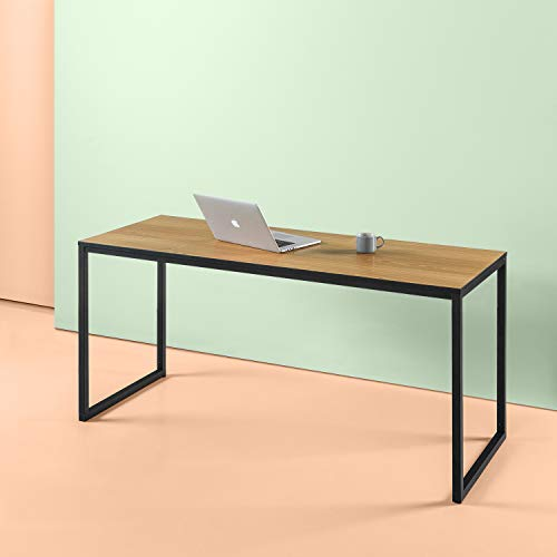 Zinus Modern Studio Collection Soho Rectangular Dining Table / Table Only /Office Desk / Computer Table, Natural