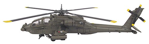 Boeing AH-64 Apache Diecast Military Helicopter 1:55 Scale - Model Kit - Apache Model Kit