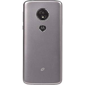 Moto E5 (2018) 16GB, 2GB 5.7″ Display, 4000 mAh All Day Battery, FM Radio – (GSM+AT&T+Tmobile + Verizon) Factory Unlocked 4G LTE Smartphone – XT1920DL (US Warranty) (Gray)