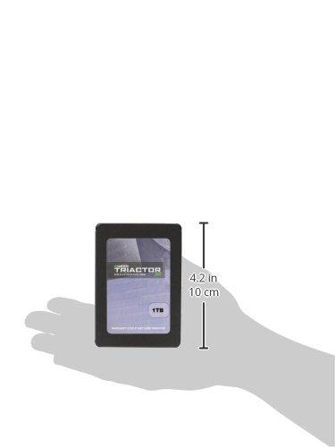 Mushkin TRIACTOR-3D - 1TB Internal Solid State Drive (SSD) - 2.5 Inch - SATA III - 6Gb/s - 3D Vertical TLC - 7mm - MKNSSDTR1TB-3D by Mushkin (Image #2)