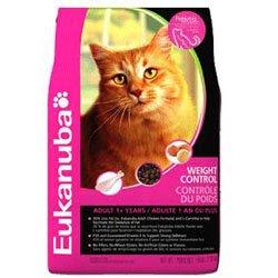Eukanuba Weight Control Dry Cat Food 16lb, My Pet Supplies