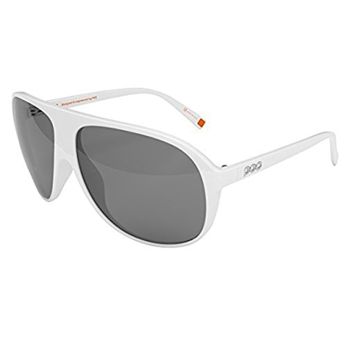 POC DID Sunglasses Hydrogen White / Grey & HDO Knit Cap - Did Sunglasses