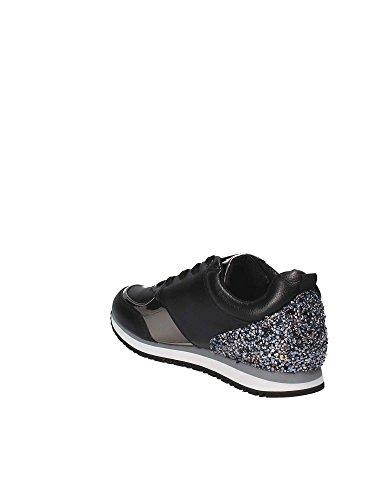 41 Scarpe Fleta3 it Guess Donna E Borse Amazon Sneakers Nero Lea12 AZwfqd8Xw