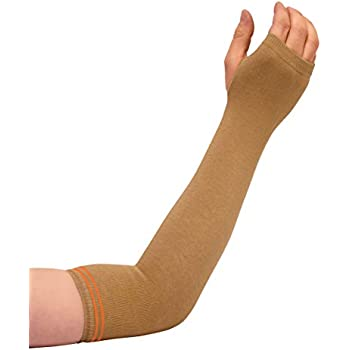 NYOrtho Geri-Sleeves Arm Skin Protectors - Pair of Antimicrobial and Washable Protects Sensitive Thin Skin from Tears & Abrasions