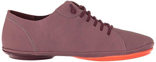 CAMPER - Zapatos de cordones de Piel para mujer marrón Braun (mugello glace/pina bright dattero) Braun (mugello glace/pina bright dattero)