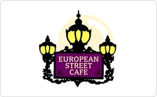 Amazon Com European Street Cafe Gift Card 10 Gift Cards