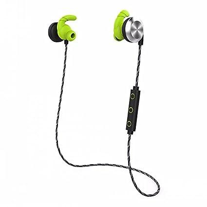 Morul U2 Waterproof IPX7 Bluetooth Headset Stereo Wireless Earbuds Bass Auriculares In Ear Running Sport Earphone