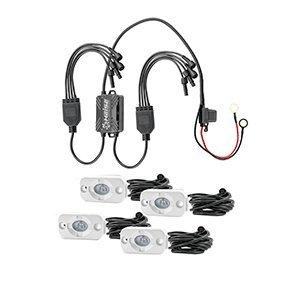 HEISE RBG Accent Light Kit - 4 Pack ()