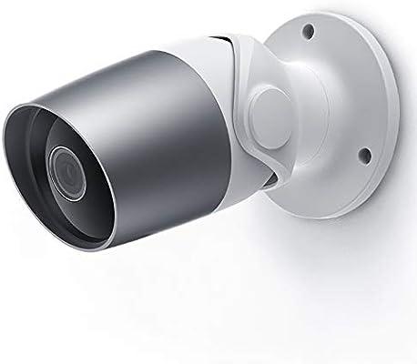 Outdoor Security Camera, Panamalar Smart 1080p WiFi IP Camera with Alexa  Voice Control, IP65 Waterproof Surveillance System, Night Vision, 2-Way