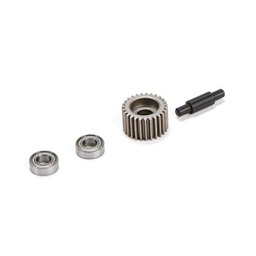 Losi Metal Idler Gear, Shaft, Bearings: XXX-SCT/SCB, - Mcdaniel Metals