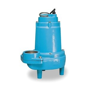 Pump, Sewage, 1HP, 230V, 3PH, 3 In Discharge