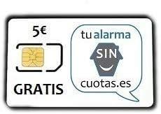 tualarmasincuotas.es Tarjeta Sim Prepago con 5 Euros y Multiformato | con Recarga Automática Opcional | para Móviles Alarmas Relojes Inteligentes gsm 2g/3g/4g | Sim Card de Datos: Amazon.es: Electrónica