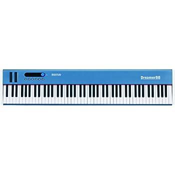 midiplus dreamer 88 usb midi keyboard controller musical instruments. Black Bedroom Furniture Sets. Home Design Ideas