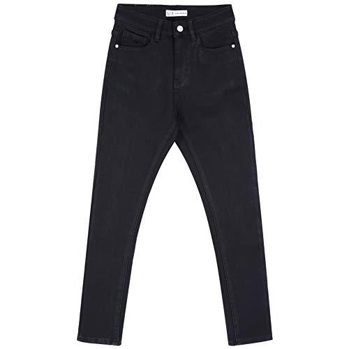 Velluto 6xl Donn Plus Skinny L Fleece L Rlwfjxh Jeans Thicken Neri Maturi 3l Donna Invernali Taglia P8FqWTRwxC