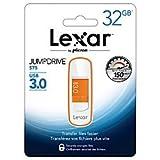 Lexar(R JumpDrive(R) S75 USB 3.0 Flash Drive, 32GB