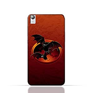Lenovo S 850 TPU Silicone Case With Halloween Bats