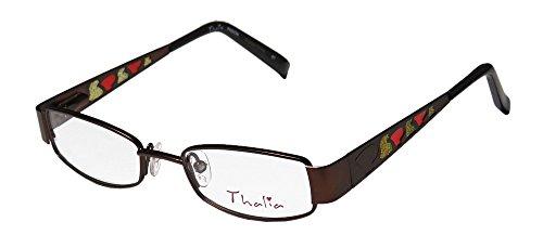 thalia-pasion-womens-ladies-rx-able-genuine-designer-full-rim-eyeglasses-glasses-43-16-120-brown