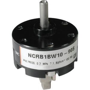SMC NCRB1BW30-270S actuator, side-ported