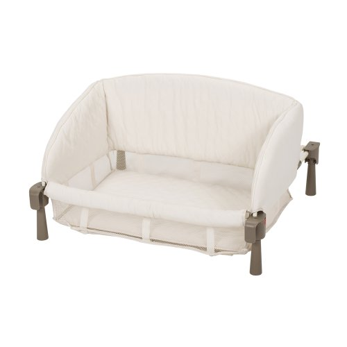Baby Trend Close N Cozy Moisés de Soporte Independiente, color crema