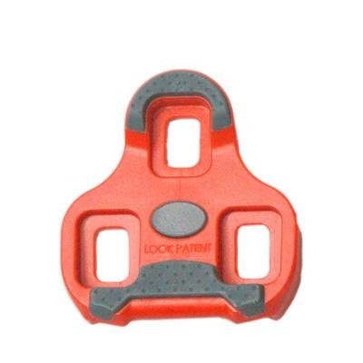 - Look Cycle Keo Grip Road Cleat Red 9 Degree, One Size