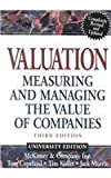 Valuation, Textbook and Workbook : Measuring and Managing the Value of Companies, Copeland, Tom and Koller, Tim, 0471435058