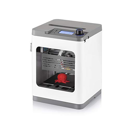 Tina2 3D Printer with Removable(100x105x100mm) Build Plate