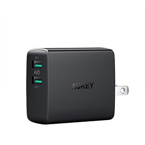 AUKEY USB Ultra Compact Wall Charger