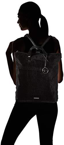 Port Bretelles black 098 Dos Pour Main Sac En Noir Lilou Comb Tamaris À qYUaa1