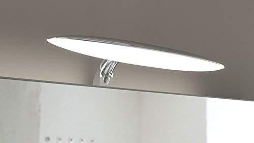 Applique per specchio con led integrato f9r 4.5 cromo 30 x 11 x h 4
