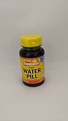 Sundance Super WAter Pill Fluid Balance Dietary Supplement, 60 Caplets