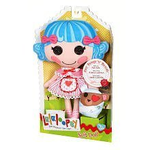 Lalaloopsy Soft Doll – Rosy Bumps 'N' Bruises, Baby & Kids Zone