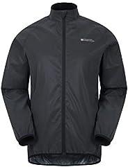 Mountain Warehouse 360 Reflective Mens Cycling Jacket - Reflective