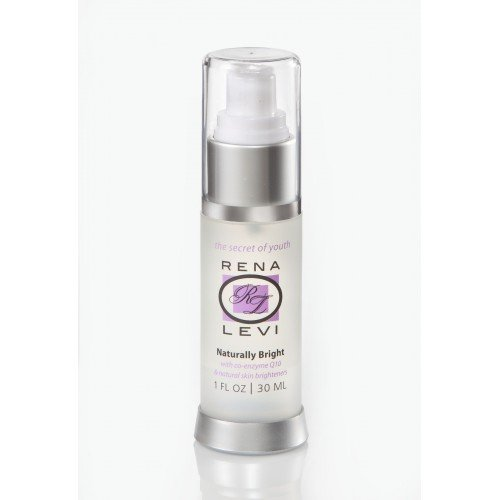 Price comparison product image Rena Levi Naturally Bright Peptide Serum with co-enzyme Q10 1 oz.