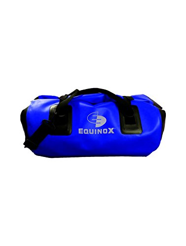 EQUINOX Extreme Waterproof Dry Bag 40 Litres (314065640), Blue Color 1 pcs. by OriginalFromThailand