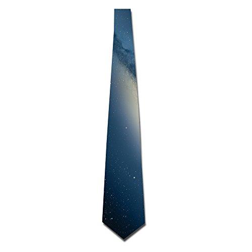 NANA Men's Space Skinny Tie (James Skinny Tie)