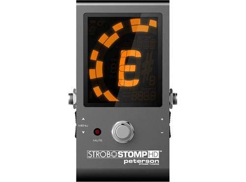 Peterson StroboStomp HD Guitar Tuner (SS