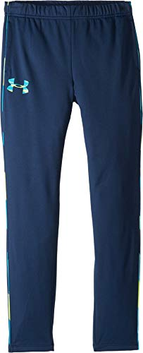 Under Armour Kids Girl's Novelty Track Pants  Academy/Veneti