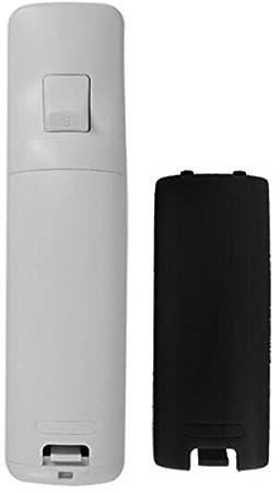 Amazon.com: ocharzy Tapa de Wii Remote Batería Pack de 4 ...