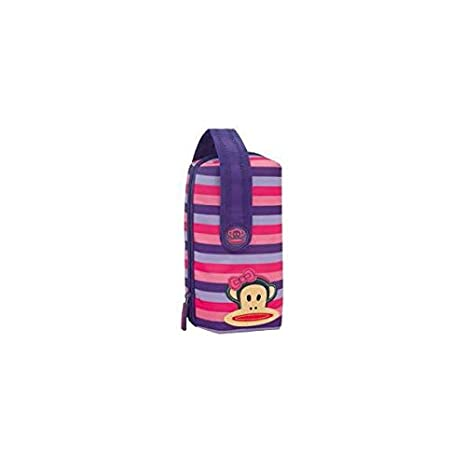 PAUL FRANK - Estuche Multiple Paul Frank, color Rosa: Amazon ...