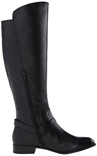 Klein Riding Anne Leather Leather Women's Boot Kahlan Black vqFwFT