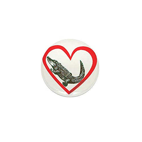 CafePress Alligator Heart 1