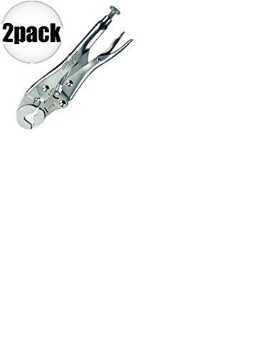 Irwin Vise Grip 4Lw 2Pk Locking Wrench With Wire Cutter 4 Inch (Blade Locking Nut)