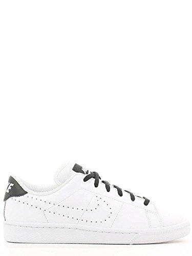 Nike Jungen White-Black Turnschuhe Blanco (White / White-Black)
